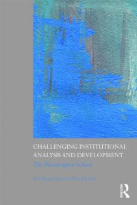 Challenging Institutional Analysis and Development: The Bloomington School