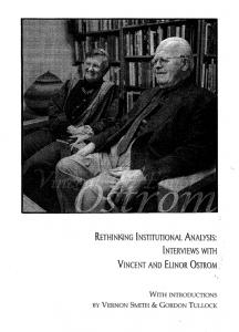 Vincent Ostrom interview